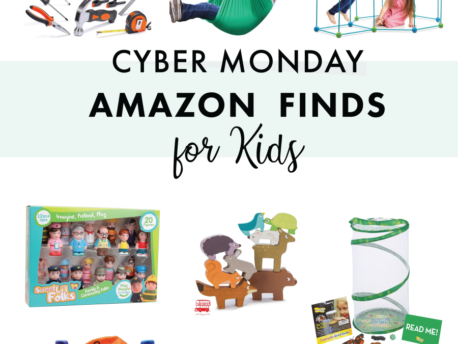 Amazon Cyber Monday Deals for Kids